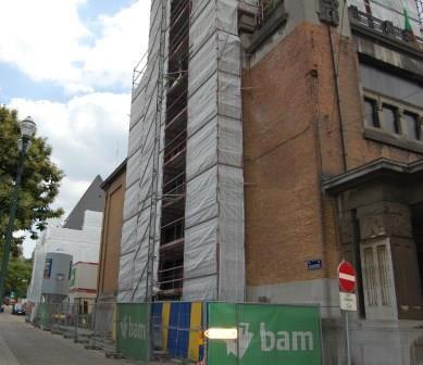 chantier hotel communal 1