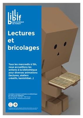 Biblif 2017   Lectures et bricolages