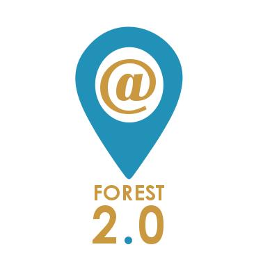 Prise de RDV enligne logo   forest 2.0 FR