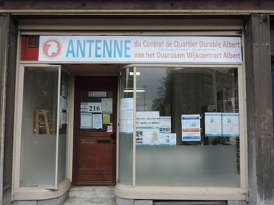 Antenne CQDA