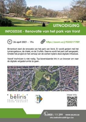 invitation parc forest NL