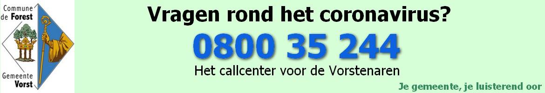 Call center Forest NL