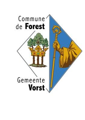 Gemeente Vorst - Logo