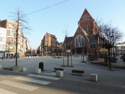 Sint-Antoniusplein - gerenoveerd